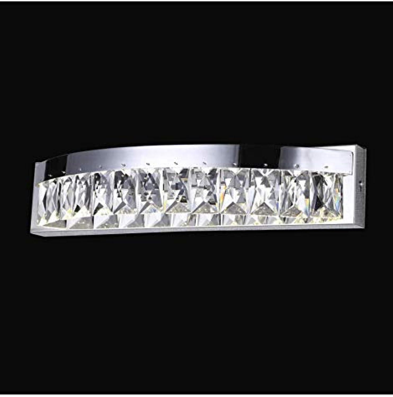 KosiLight - Kristall Wandleuchte - Million - Silber Chrom - 780 Lm - Edelstahl und Kristall - IP20 - A