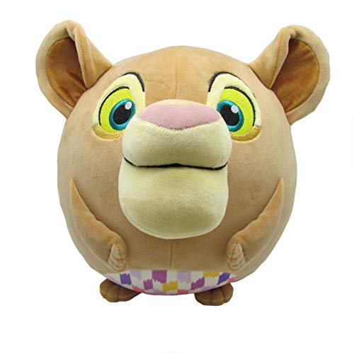 Lion King Cuddle Pal Stuffed Animal Plush - Large Round Nala - 10""