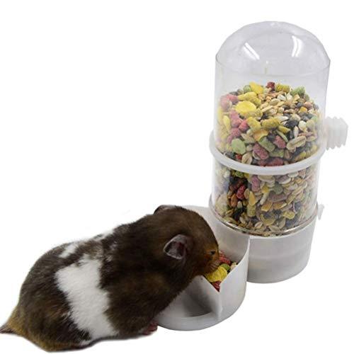 Meerschweinchen-Fressnapf - Hamstervogel-Kleintier-Hamster-Fütterungs-Trinkschale für Gartendekoration Vögel und Tiere