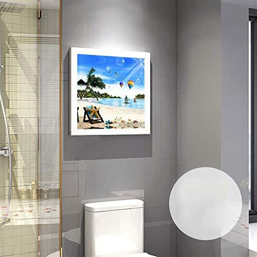 SXDY Badkamerrek, waterafstotend, opvouwbaar, wandkast voor badkamer, keuken, badkamer, wandbewaring, kast, voor gezinnen