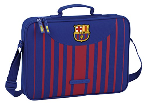 F.C. Barcelona 17/18 Porte-documents (officiel), pour ordinateur