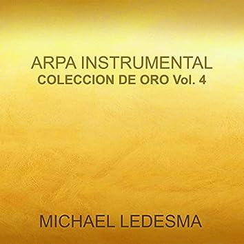 Arpa Instrumental Colección de Oro, Vol. 4