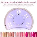 Zoom IMG-1 lampada per unghie led uv