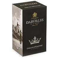 ダーヴィルス・オブ・ウィンザー イングリッシュ・ブレックファスト ティーバッグ Darvilles of Windsor ENGLISH BREAKFAST 25 Tea Bags