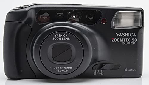 Yashica Zoomtec 90 Super Zoomtec 90 Super Compact Camera