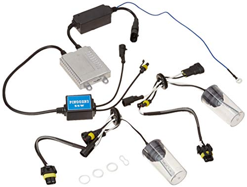 DDM Tuning Ultra Canbus 55W HID Kit All Bulbs and Colors (9005/9006, 5500K)