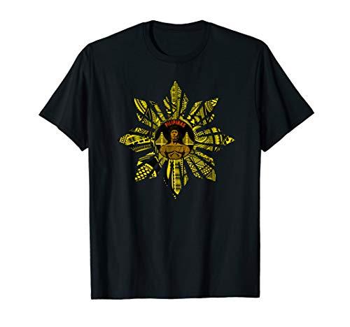 Filipino Heritage California T Shirt Lapu Lapu Warrior Tee