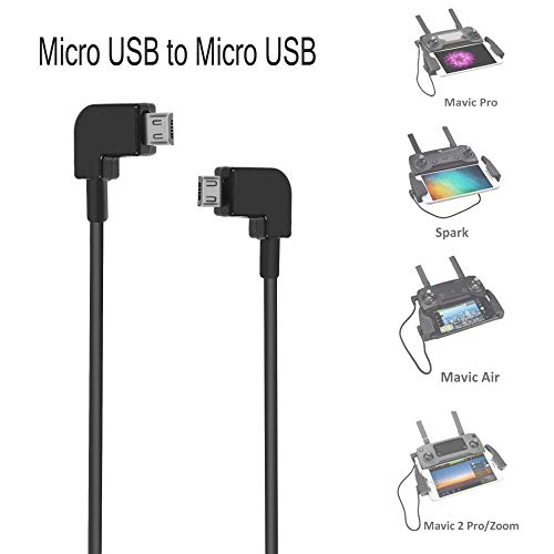 Olize Mavic 2 Tablette Micro USB vers iOS...