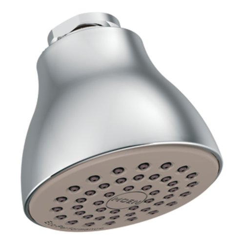 Moen 6300EP One-Function Eco-Performance Shower Head, Ch