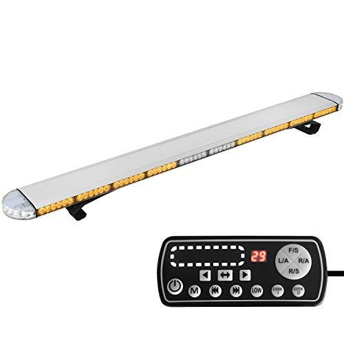 ASPL 48' 3 Watt LED Low Profile Roof Mount Emergency Warning...