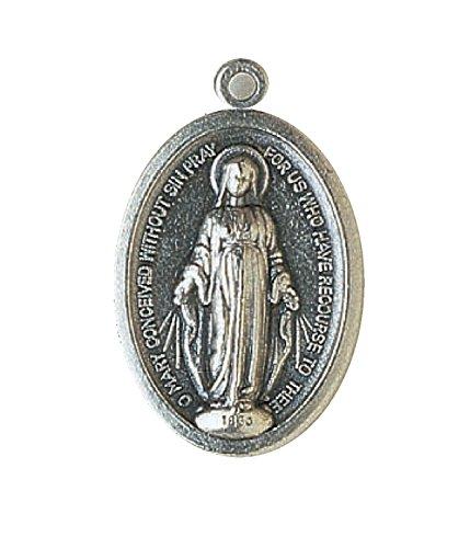 Medal - Medalla de la Virgen Milagrosa (2 cm)