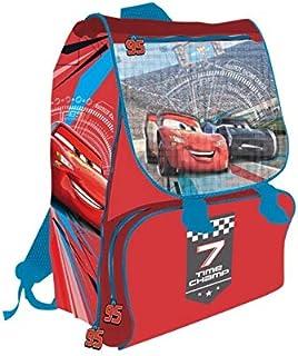 Cars Lighting McQueen Mochila escolar, mochila escolar extensible