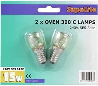 E14 HYGENA FORNO LAMPADINA UNIVERSALE 300 15W 41-ep-15
