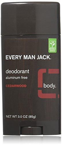 Every Man Jack Deodorant 3oz Cedarwood (2 Pack)