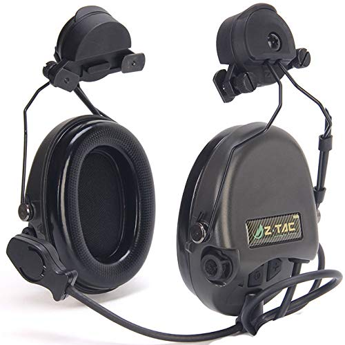 【Tienda Oficial Z-TAC】 Z-Tactical zSordin Tactical Headset Z111 + Adaptador Giratorio Wendy Z150 Colección de Sonido con cancelación de Ruido G: 1 Non-Mil-Spec