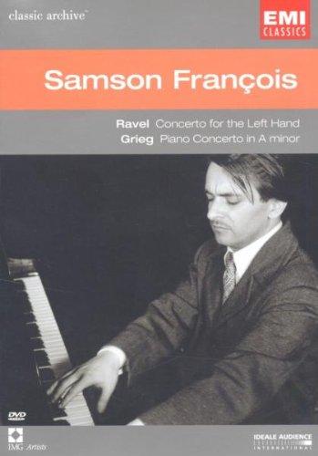 Samson Francois - Ravel/Grieg: Klavierkonzerte