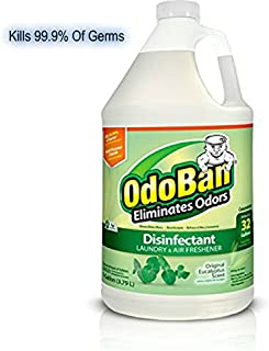 OdoBan 911061-G Disinfectant Odor Eliminator and All Purpose Cleaner Concentrate, 1..
