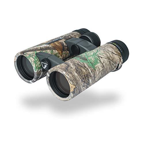 VANGUARD Endeavor ED 10x42 Binoculars with ED Glass, Waterproof & Fogproof, Realtree Edge Camo