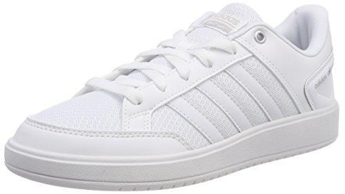 adidas Cloudfoam All Court, Zapatillas de Tenis Mujer, Blanco (Ftwwht/Ftwwht/Gretwo 000), 38 2/3 EU