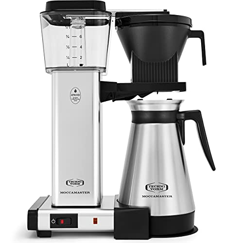 Technivorm Moccamaster 79312 KBGT Coffee Brewer,...