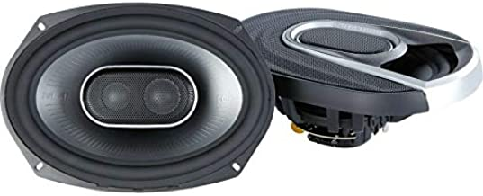 Polk Audio MM 6x9 Inch 3-Way Car Audio Boat Motorcycle Ultra Marine Speakers 6x9 (Pair)