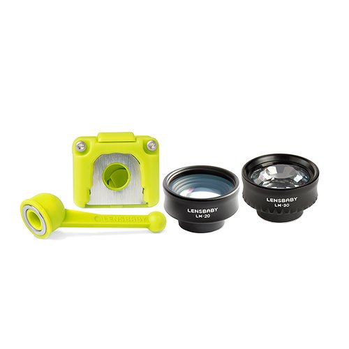 Lensbaby Creative Phone Kit for Android/Apple iPhone 5 °C
