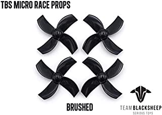 Team Blacksheep TBS X Micro Brushless Race Props (White) FPV Drone Racing