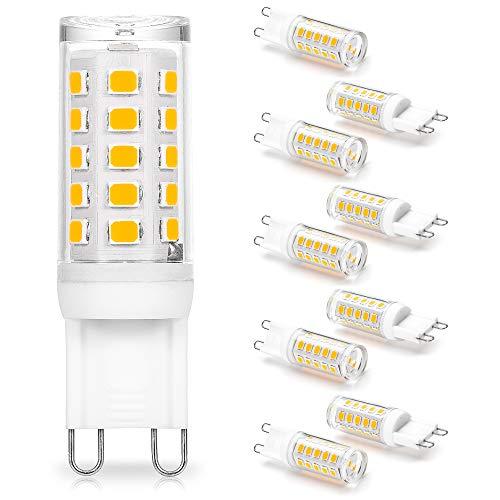 oven light bulb halogen g9 20watt - 6
