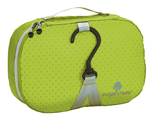 EAC 41225 046 eagle creek Pack-it Specter Wallaby Small G Beauty Case, Nylon, Green, 26 cm by Eagle Creek