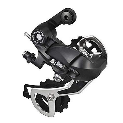 su-luoyu Fahrrad Schaltwerk Hinten Aluminiumlegierung RD TX35 6/7/8 Fach Mountainbikes Heck Mech Schaltwerk Direktmontage MTB Getriebe
