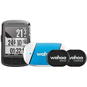 Wahoo Fitness ELEMNT Bolt Bike Computer Bundle, Unisex Adulto ...
