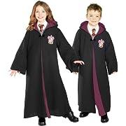 Big Boys' Child Deluxe Gryffindor Robe