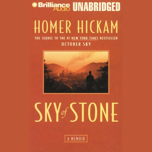 Sky of Stone audiobook cover art