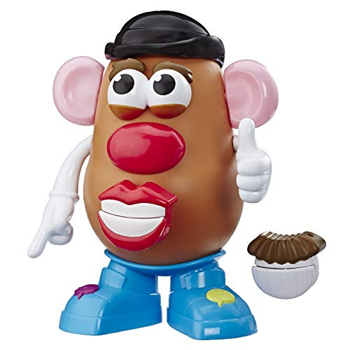 Playskool Heroes Mr Potato Head Movin' Lips Electronic Interactive Talking Toy for Kids Aged 3 and Up