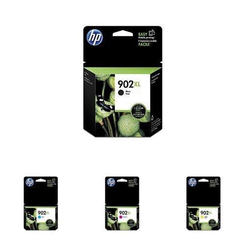 HP 902XL   Ink Cartridge   Black   T6M14AN