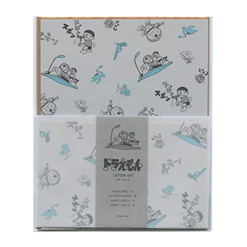 ドラえもん レターセット【メモリーズ】 DG-086
