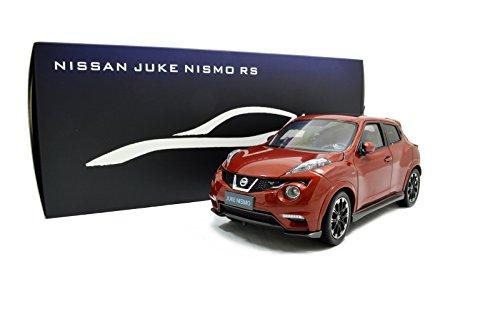 [公式独占販売]Paudi パウディ 1/18日産ジュークニスモのRS2015年 ダイキャストモデルカー(レッド) 1:18 ミニカー NISSAN Juke Nismo RS