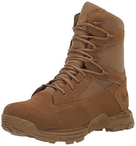 Danner Men's Incursion Military and Tactical Boot, coyote, 7 2E US