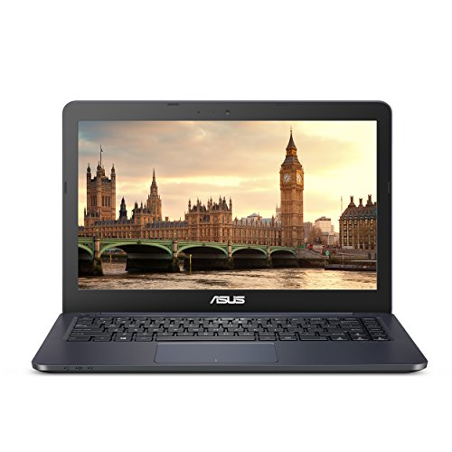 "ASUS L402WA-EH21 Thin and Light 14"" HD Laptop; ..."