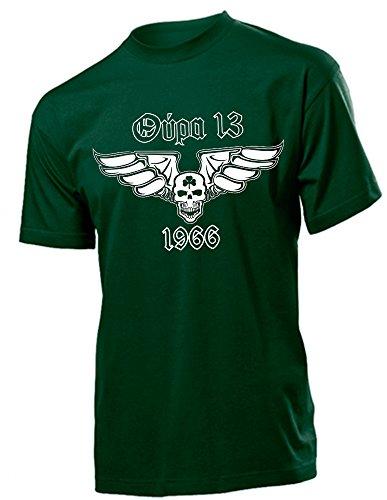 Panathinaikos Athen Griechenland Hellas Shirt Greece (L, Grün)