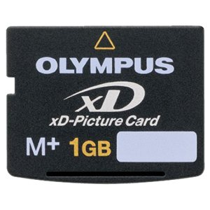 Olympus xD Memory 1 gb xD Card M+ 1 GB xD-Picture Card Flash Memory Card 202248