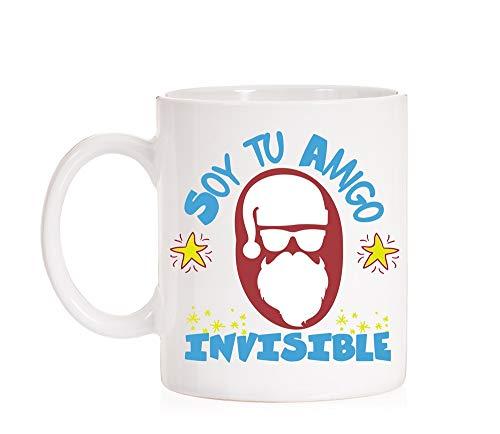 Tazas Para Navidad Papa Noel Marca FUNNY CUP