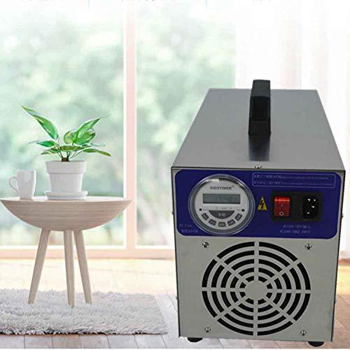 generatore di ozono display lcd Ylight New Generatore di Ozono Industriale con Timer Display LCD Purificatore d'Aria Ionizzatori d'Aria Sterilizzatore (20G)