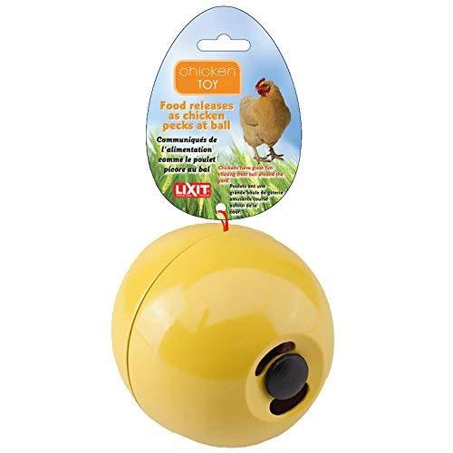 Lixit Chicken Feeder Toy (1 Pack)