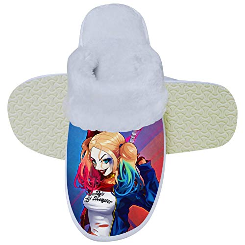 41GyDSghIIL Harley Quinn Slippers