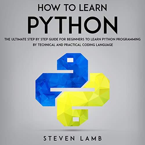How To Learn Python Titelbild