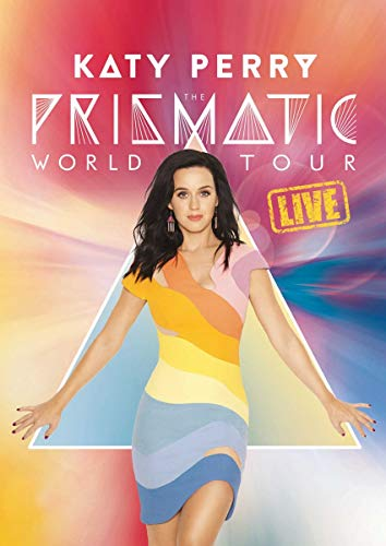 KATY PERRY - PRISMATIC WORLD (DVD)