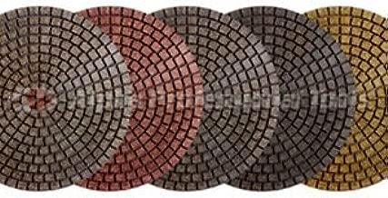 alpha ceramica polishing pads
