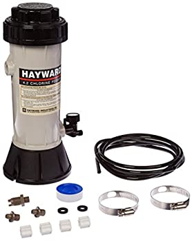 Hayward CL110 Off-line Automatic Chemical Feeder,Black