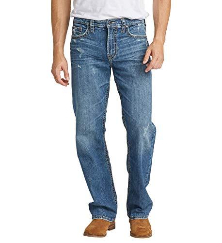 Men's Gordie Loose Fit Straight Leg Jeans 3